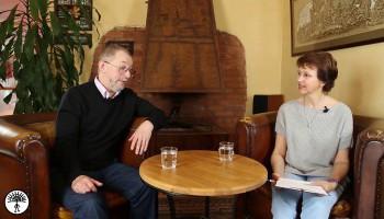 Интервью Аллы Кинякиной с Максимом Ошурковым
