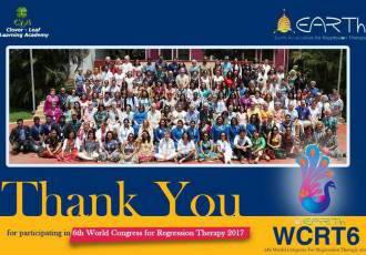 7-й Всемирный конгресс регрессионной терапии в Нидерландах