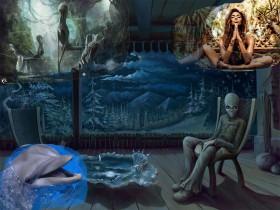 Открытый вебинар Татьяны Макаровой на тему негуманоидных и небиологических воплощений